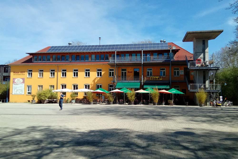Vauban Viertel